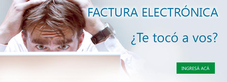 Tango - Factura electrónica
