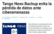 EbizLatam - nexo Backup - Tango Software